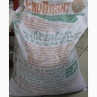 Удобрение бесхлорное комплексное Экоплант (Ekoplant) 20 кг