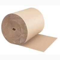 Бумага в рулоне. Плотность 160 г/м2. Ширина рулона 75 см