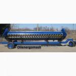 Жатка безрядковая для уборки подсолнечника, семечки ЖНС-6, 4, 7.1, 9.1, метров.От завода