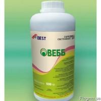 Вебб гербицид, аналог Гранстар Про, Экспресс 75 д.в. Трибенурон метил, 750 г/кг