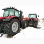 Трактора Massey Ferguson модели 7716, 7616 и 7620 в Украине. Новые, без пробега