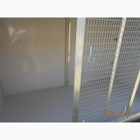 Ветеринарная клетка двухъярусная на 4 посадочных места