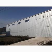 Строительство ангар, склад от 1100 грн за м/кв по полу