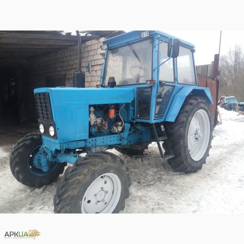 Продам трактор МТЗ-82 б у 1b01251ad8070