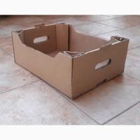 Продам Картонні коробки - ящики, (до 7 кг плодів) Волынская обл
