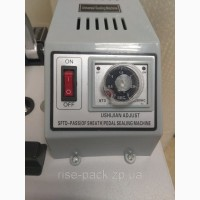 Напольный импульсный свариватель (запайщик) SFTD-800 с отрезным ножом