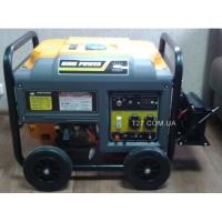 Генератор King Power KP7500EKP-I бензиновый со стартером 6 кВт
