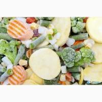 Услуги по переборке, хранению ягод/фруктов/овощей