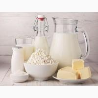 Продажа оптом, напрямую от производителя, молочной продукции