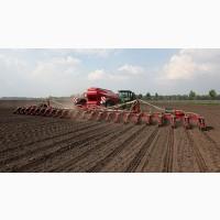 Услуги посева кукурузы подсолнечника зерновых ячменя пшеницы льна сои Хмельницкий рапса