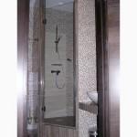 Душевые двери из безопасного каленого стекла