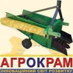 Картофелекопалка транспортерная КТН-1-60