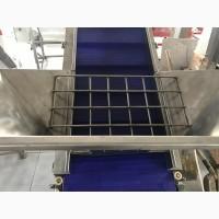 Ленточный конвейер для транспортировки черники
