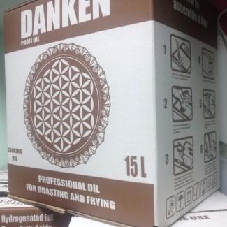 Продаем масло подсолнечное высокоолеиновое в 15 литровых bag in box