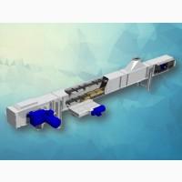 Скребковые цепные конвейера тсц ( от 8 до 200 т/час)