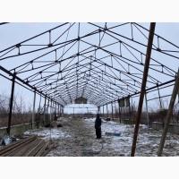 ФЕРМЫ двускатные 14 метров, Металлоконструкция, Навес, Ангар