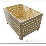 Тара деревянная, поддоны, овощные контейнера