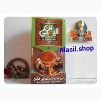 Кофе AL-YEMENI CAFEE с кардамоном 10% Арабика, легкой обжарки 200gm