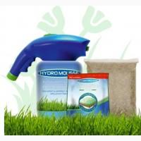 Жидкий газон Hydro Mousse, засеять газон