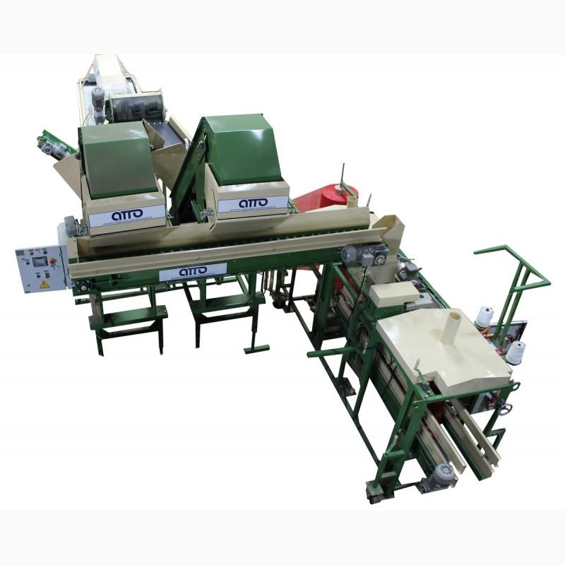 Фото 9. Фасовка картофеля оборудование, фасовка овоще в сетки, упаковка картофеля оборудование