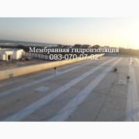 Ремонт мембранной крыши в Краматорске