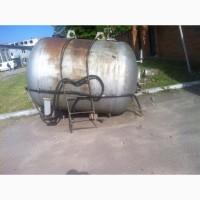 Бочка аммиачная АША 2 на 3, 5 мк и 3 мк. емкость газгольдер
