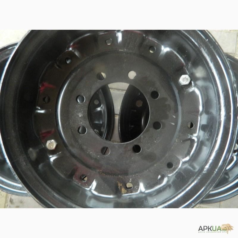 Диск колесный грузовой МТЗ, R24x8.5