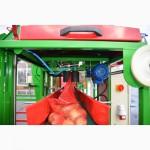 Машина автоматическая мешкозашивочная для овощей картофеля фруктов маус-25
