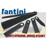 Запчасти жатки Fantini