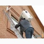 Установка кондиционеров, демонтаж, монтаж кондиционеров в Днепропетровске и области