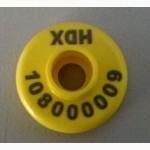 Чипы ушные (электронные бирки) для животных HDX, FDX-B