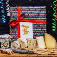 Happy Birthday - найкращий сирний подарунок з доставкою