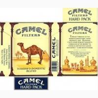 Табак. Табачная смесь для курения Camel