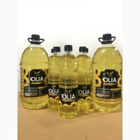 Refined sunflower oil from manufacturer
