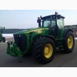 Колёсный трактор John Deere