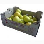 Картонный ящик, лоток под яблоки от 10-20кг