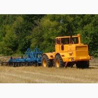 Услуги по обработке почвы; пахота, дискование, оранка, дисковка, глубокорыхление