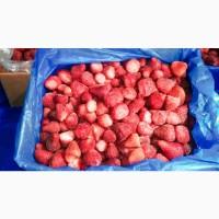 Продам клубнику, полуницю, шоковая заморозка