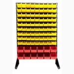 Ящики пластиковые для стеллажа 1, 5 под метизы и крепеж
