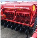 Сеялка зерновая СЗ 3.6 с прикатывающим катком (прикаткой) Астра