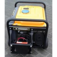 Генератор King Power KP5500EKP-I бензиновый со стартером 3, 3 кВт