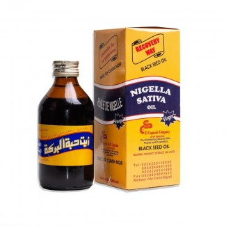 Масло черного тмина Nigella Sativa 250 мл. Египет