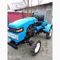 Продам Трактор-мінітрактор DW-184 (4×4 повний привід)