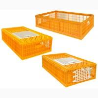 Ящики для перевозки птицы, ящики для транспортировки курей, ящики для перевозки кур