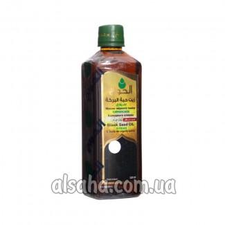 Масло черного тмина Сирийское «Black Seed oil Syrian» 500 мл. El Hawag в Киеве