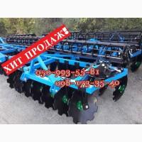 Навесные (прицепные) дисковые бороны БДФ(П) для МТЗ-80, 82-892, ЮМЗ