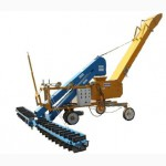 Зернометатель МЗС-120 Давид и самый мощный зернометатель МЗС-170 Голиаф
