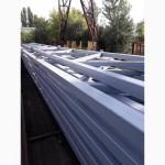Продам металлоконструкцию под ангар, склад или производство