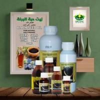 Египетское масло черного тмина Organic for naturals oils, 500 мл