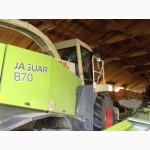 Кормоуборочный комбайн Сlaas Jaguar-870